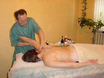 Китайский традиционный меридианный массаж