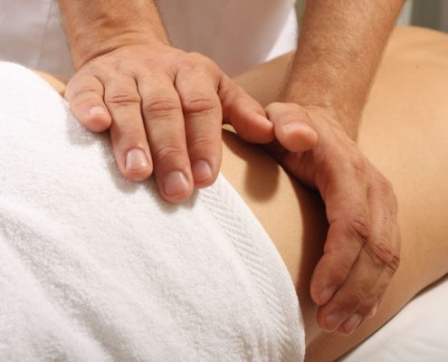 Второй уровень anti-age массажа
