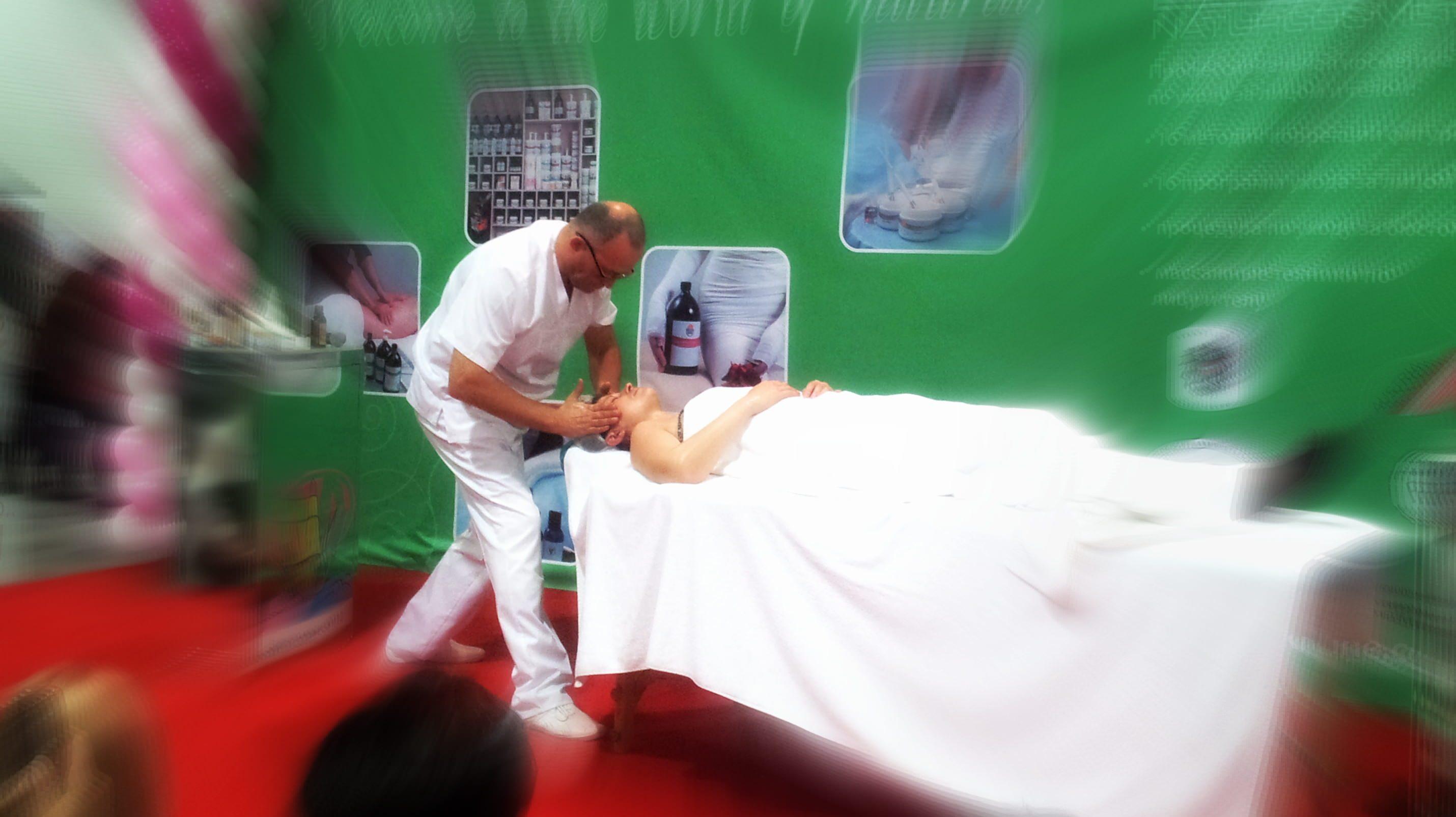 Тренинг по Anti-Age массажу тела