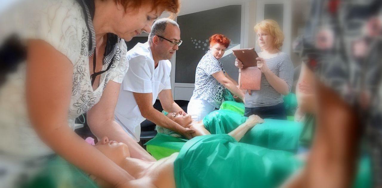 Семинар Anti-Age массаж