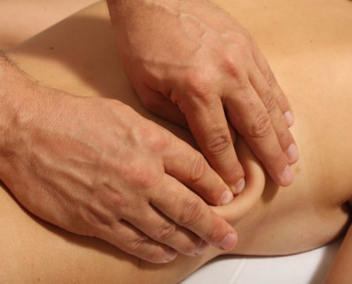 Моделирующий массаж